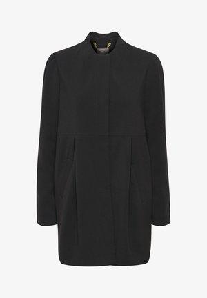 CUELENORA  - Cappotto corto - black