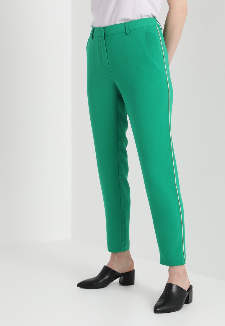 Custommade - MUNO PIPPING - Broek - jolly green