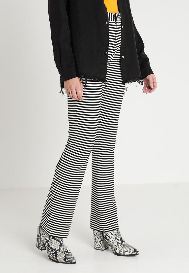 Custommade - BEA - Trousers - whisper white