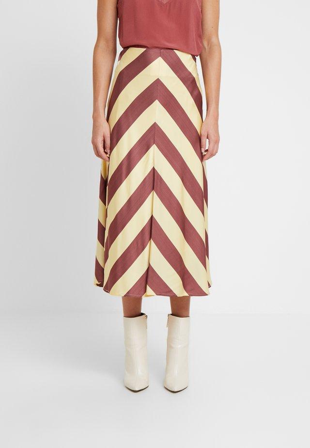 PAJA - A-line skirt - sun light
