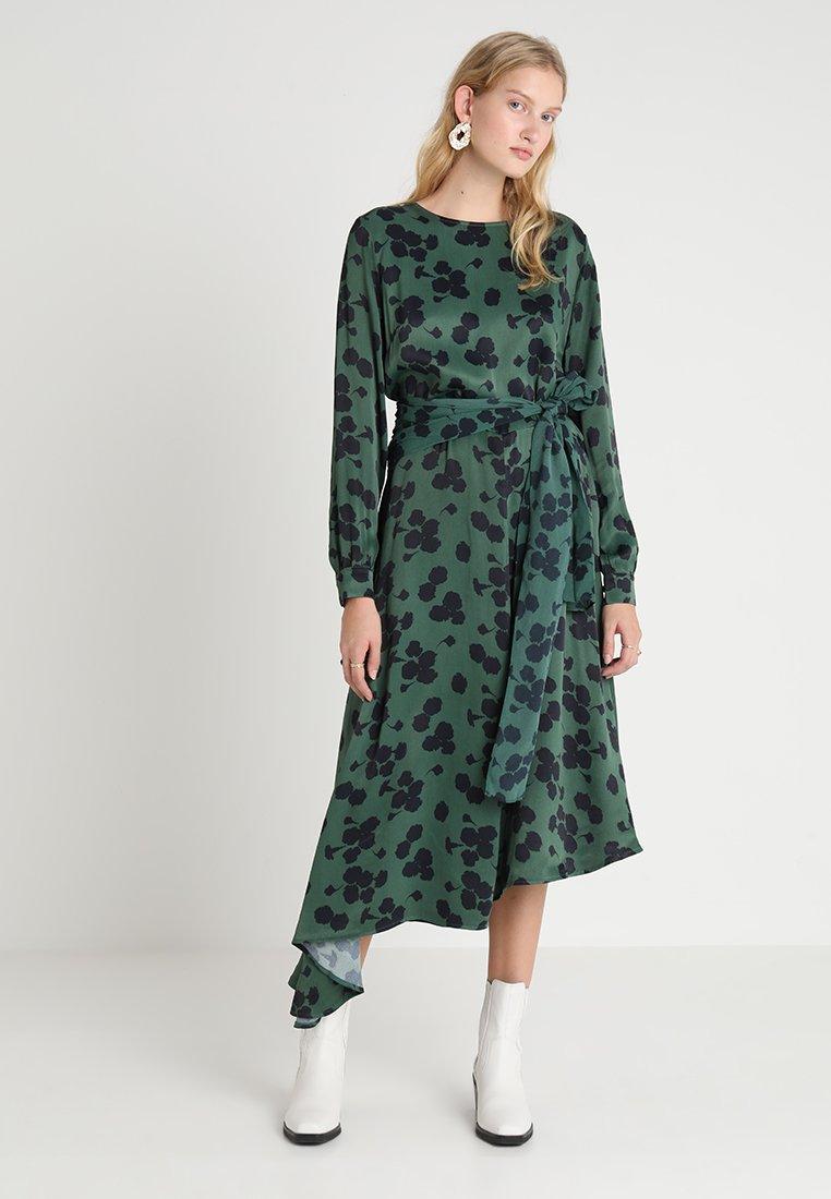 Custommade - PARIS - Maxi dress - sycamore
