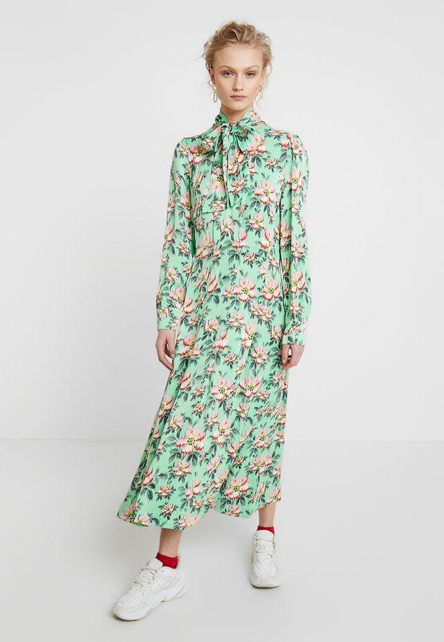 REBECCA - Maxi dress - irish green