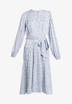 TULLA - Day dress - kentucky blue