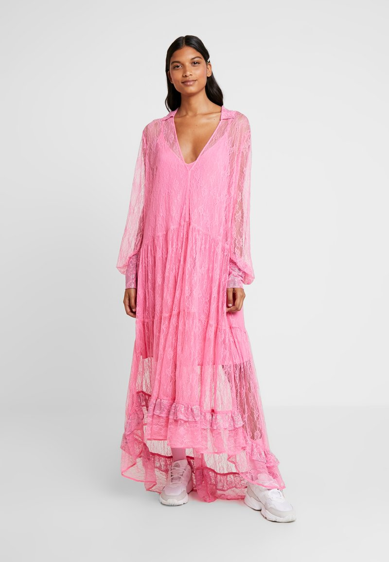 Custommade - DESIRE - Maxi dress - bubblegum