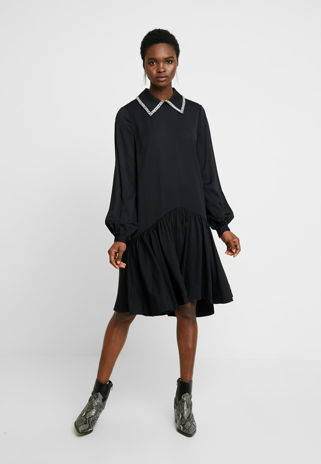 COCO - Vestido informal - anthracite black