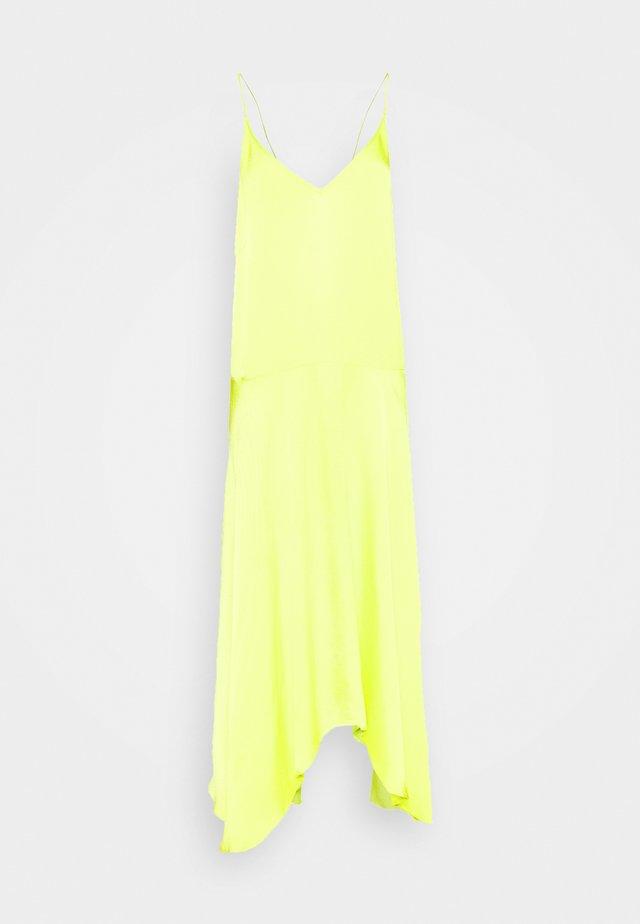 LING DRESS - Hverdagskjoler - neon green