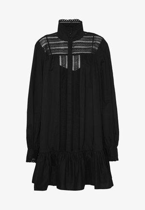 ELORIE DRESS - Vapaa-ajan mekko - anthracite black