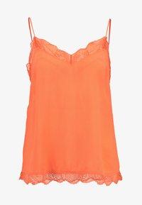 Custommade - POULINE - Linne - vermillion orange - 3