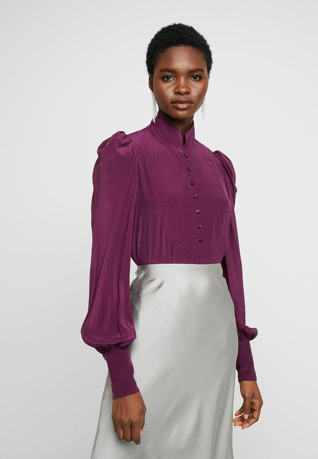 PELINE - Blouse - potent purple