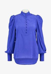 Custommade - PELINE - Bluzka - clematis blue - 4
