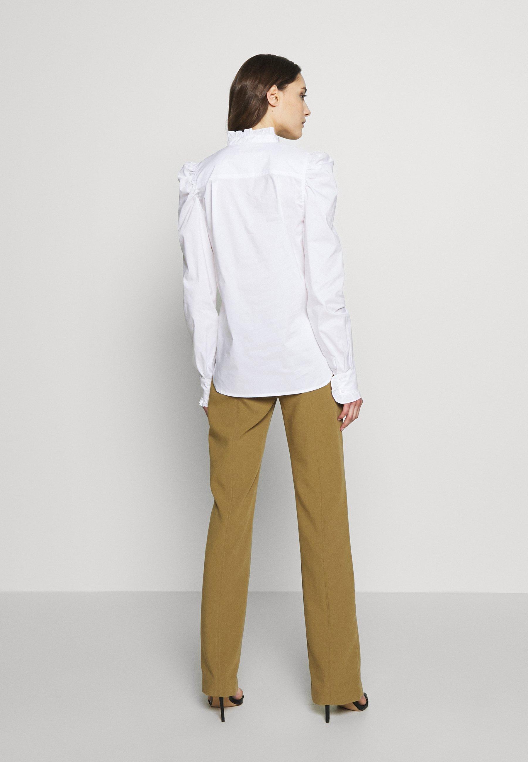 Custommade HANIA - Skjorte - white
