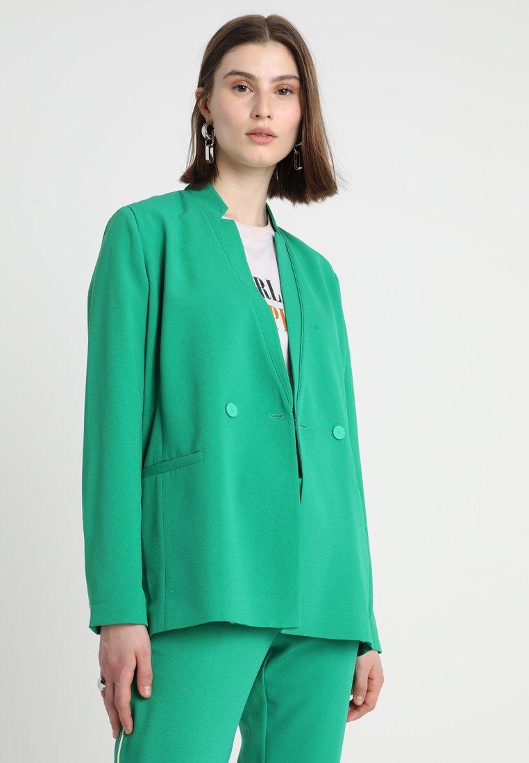Custommade - MANUA - Blazer - jolly green
