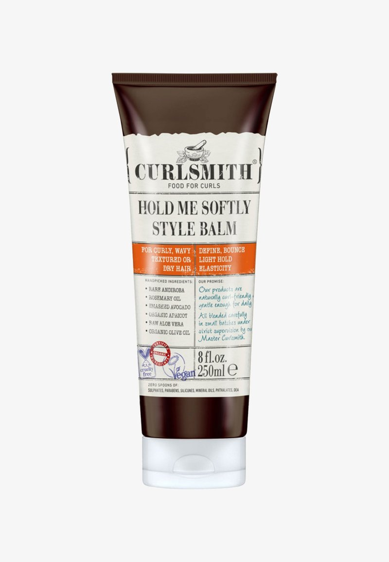 Curlsmith - HOLD ME SOFTLY STYLE BALM - Stylingproduct - -