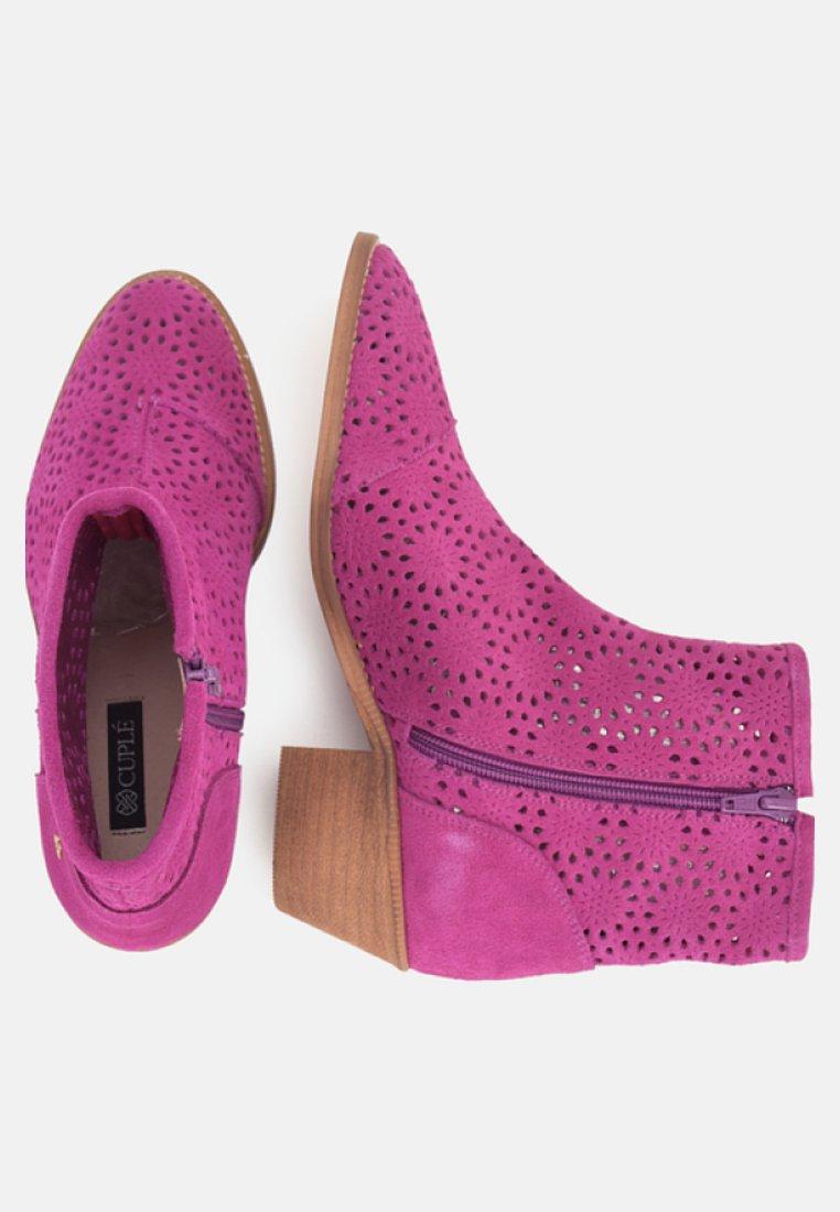Purple Talons Boots Cuplé Boots Cuplé À Talons À eQrBdCoWx