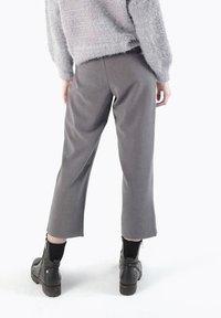 CUBIC - Pantalon classique - dark grey - 2