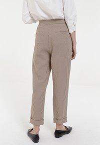 CUBIC - CUBIC - Pantalon classique - beige - 2