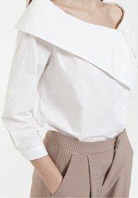 CUBIC - CUBIC - Pantalon classique - beige - 4