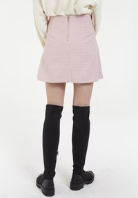 CUBIC - Jupe plissée - pink - 2