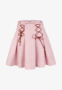 CUBIC - Jupe plissée - pink - 5