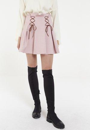 Jupe plissée - pink
