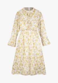 CUBIC - Robe d'été - yellow - 7