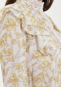 CUBIC - Blouse - yellow - 4