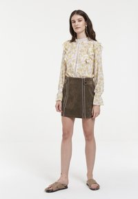 CUBIC - Blouse - yellow - 1