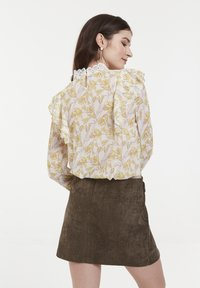CUBIC - Blouse - yellow - 2