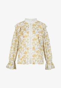 CUBIC - Blouse - yellow - 7