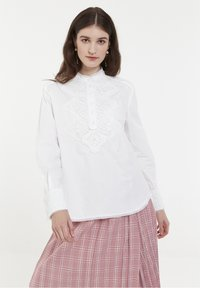 CUBIC - Blouse - white - 0
