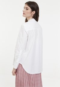 CUBIC - Blouse - white - 2