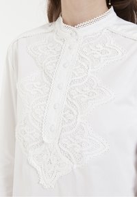 CUBIC - Blouse - white - 4
