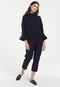 CUBIC - CUBIC  - Pullover - navy - 1
