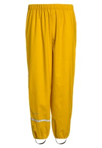 CeLaVi - RAINWEAR SUIT BASIC SET - Pantalon de pluie - yellow - 3