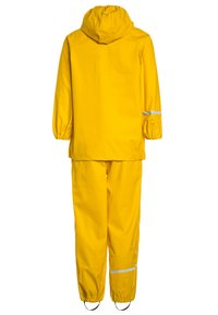 CeLaVi - RAINWEAR SUIT BASIC SET - Pantalon de pluie - yellow - 1