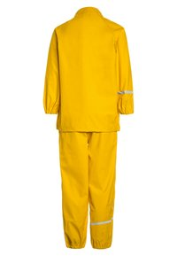 CeLaVi - RAINWEAR SUIT BASIC SET - Pantalon de pluie - yellow - 2