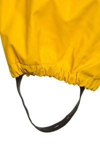 CeLaVi - RAINWEAR SUIT BASIC SET - Pantalon de pluie - yellow - 5