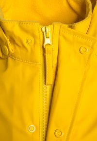 CeLaVi - RAINWEAR SUIT BASIC SET - Pantalon de pluie - yellow - 4