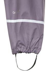 CeLaVi - RAINWEAR SUIT BASIC SET - Kalhoty do deště - nivana - 4