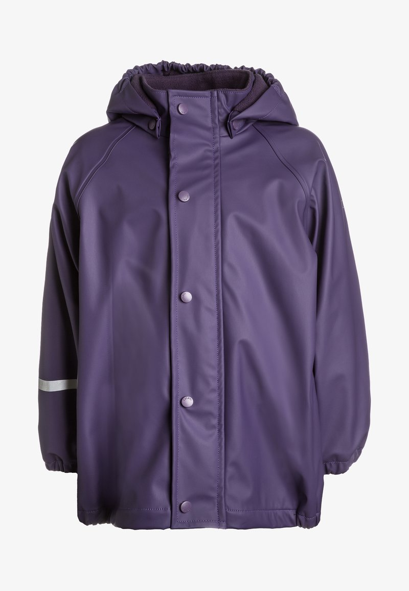 CeLaVi - RAINWEAR SOLID  - Waterproof jacket - mulled grap