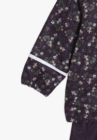 CeLaVi - RAINWEAR SET - Pantalon de pluie - blackberry wine - 6