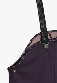 CeLaVi - RAINWEAR SET - Pantalon de pluie - blackberry wine - 5