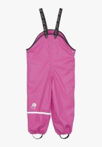 CeLaVi - RAINWEAR SET - Rain trousers - real pink - 3