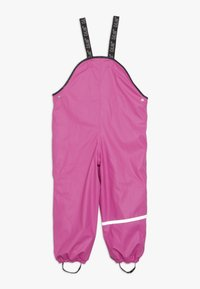 CeLaVi - RAINWEAR SET - Rain trousers - real pink - 4