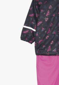 CeLaVi - RAINWEAR SET - Rain trousers - real pink - 5