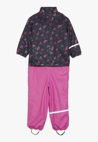 CeLaVi - RAINWEAR SET - Rain trousers - real pink - 2