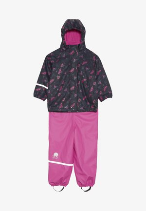 RAINWEAR SET - Sadetakki - real pink