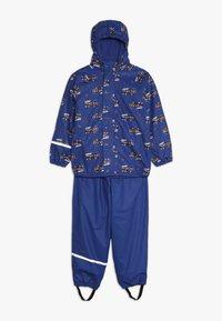 CeLaVi - RAINWEAR SET - Pantalon de pluie - ocean blue - 0