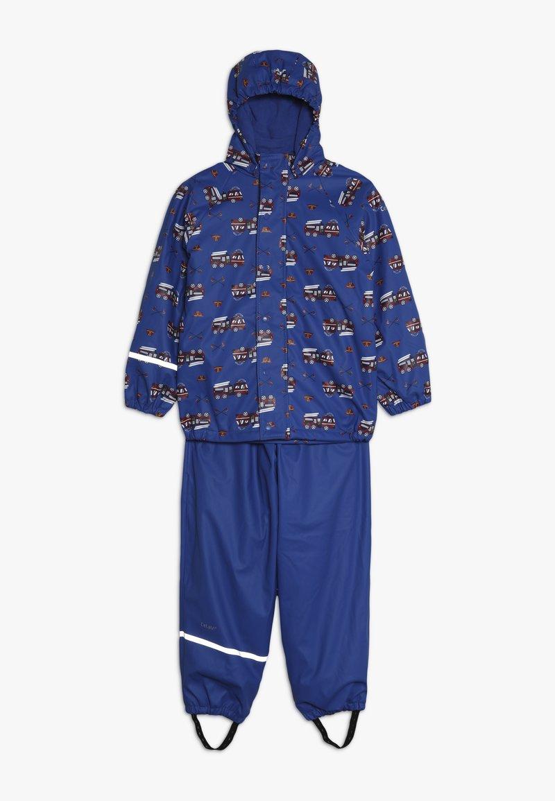 CeLaVi - RAINWEAR SET - Pantalon de pluie - ocean blue
