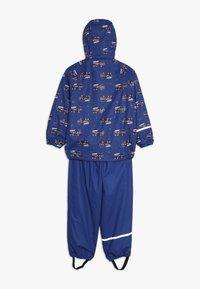 CeLaVi - RAINWEAR SET - Pantalon de pluie - ocean blue - 1